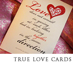 True Love Cards