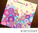 Birthday Party Invite Cards